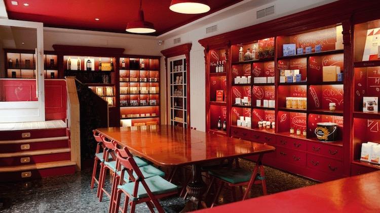 Abaceria Macario, restaurantes con tienda