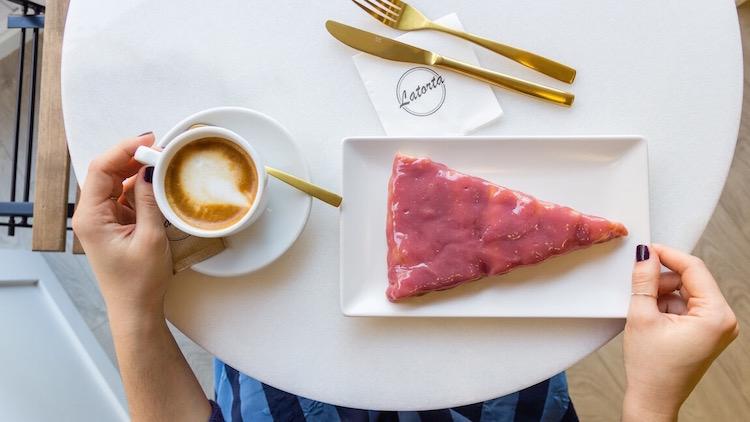 LaTorta, el dulce gallego que ya se vende en Madrid