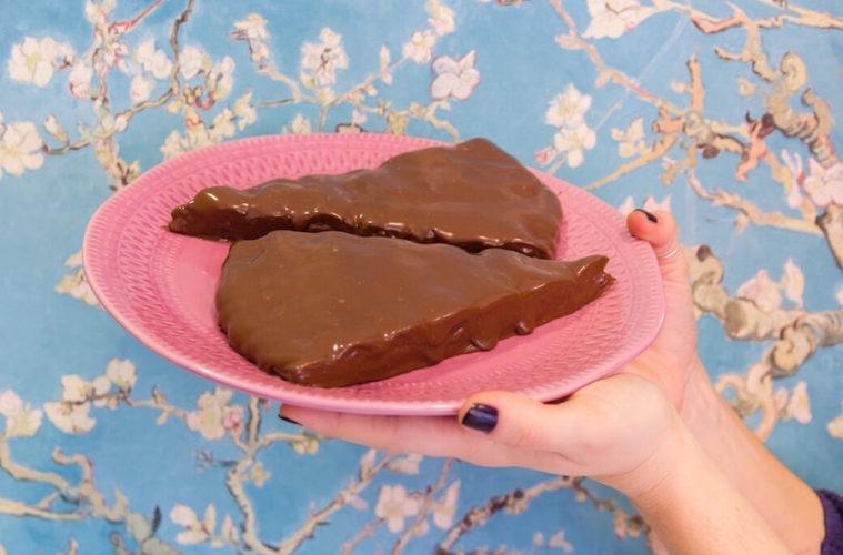 LaTorta, el dulce gallego que ya se vende en Madrid. Torta de Nutella