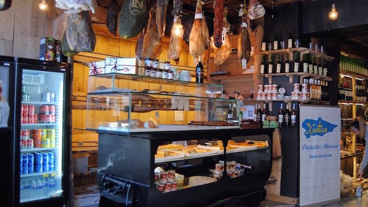 Xantar Los mejores productos de Asturias en Madrid