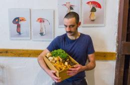 Entrevista a Pablo Roncal, chef del restaurante El Brote en Madrid