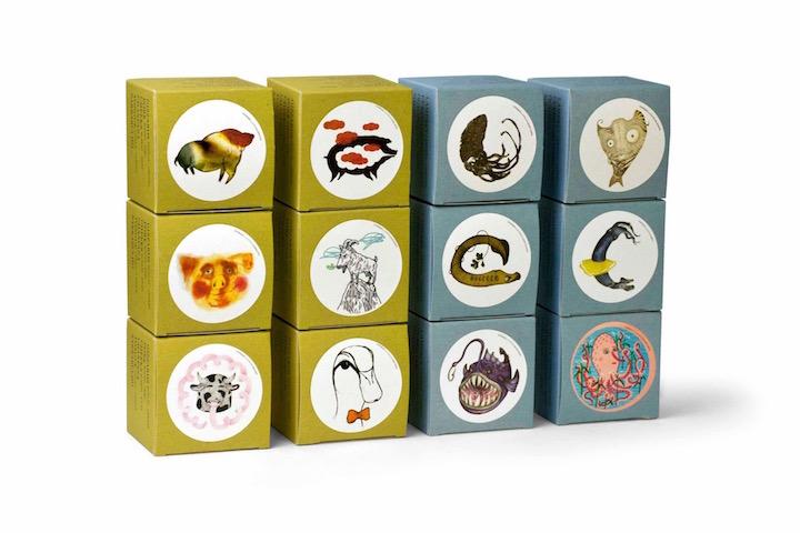 Packaging latas de conserva José Gourmet