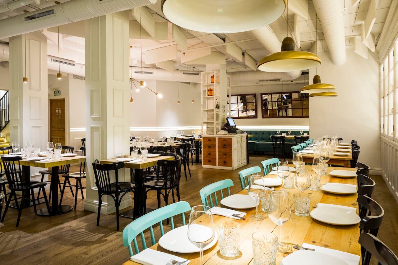 Excelente Restaurantes En Cocina De Los Infiernos Ornamento - Ideas ...