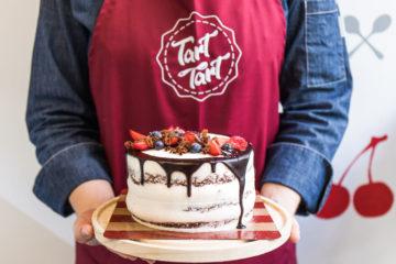 Tart Tart Cake Shop, tienda de repostería americana en Chamberí