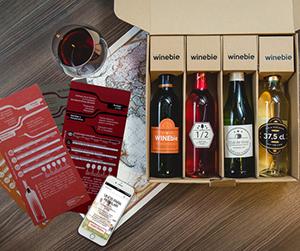WineBie, club de vinos para jóvenes