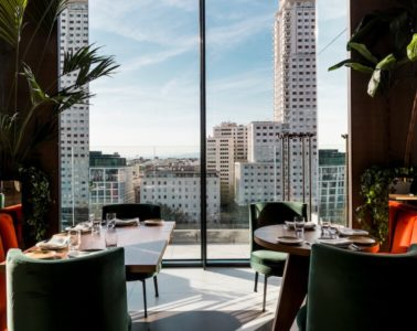 Restaurantes con nombre propio dentro de hoteles de Madrid