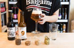 Labirratorium, laboratorio de cerveza artesana en Chamberí