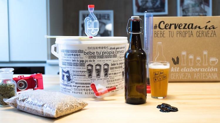 LABIRRATORIUM kits para elaborar tu propia cerveza