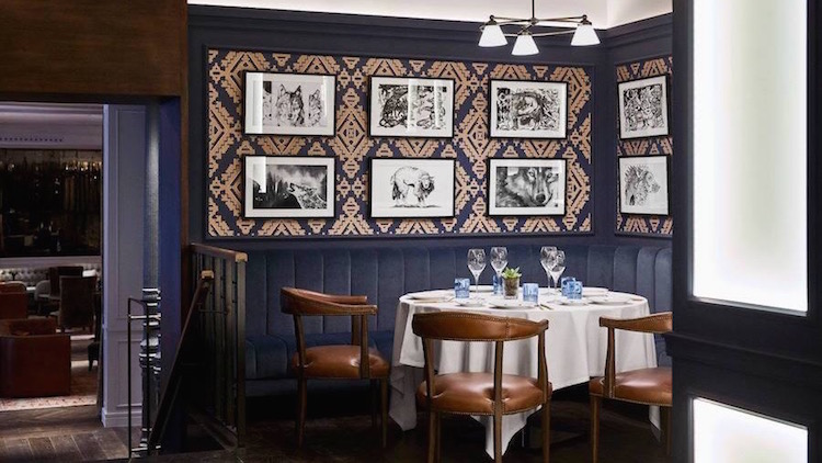 Lobo 8 de Gran Hotel Ingles Salon comedor