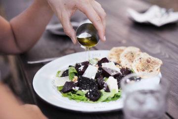 Platos Hola, absorbe calorías