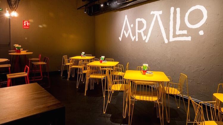 TABERNA ARALLO comida gallega con influencias de cocinas del mundo