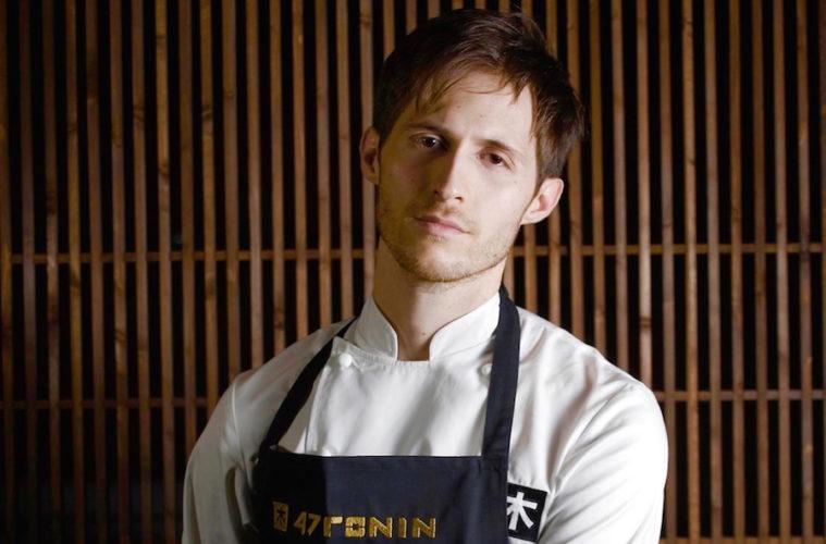 Borja Gracia Excutive Chef Glotones