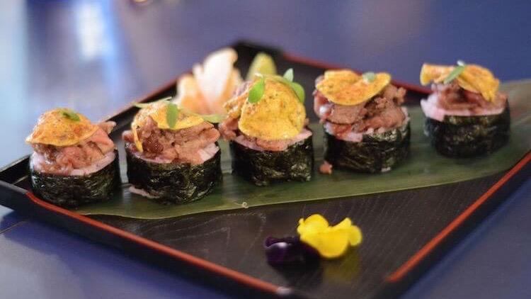 Sinatra Ya sushi