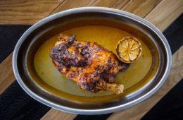 LIMBO-BASTARDO Pollo asado al carbon