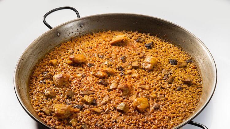 Los mejores restaurantes especializados en arroces en Madrid