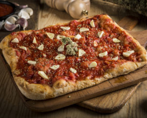 Pizza Vesubio Kilómetros de Pizza