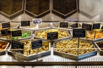 NutNut, la boutique de los frutos secos en Madrid