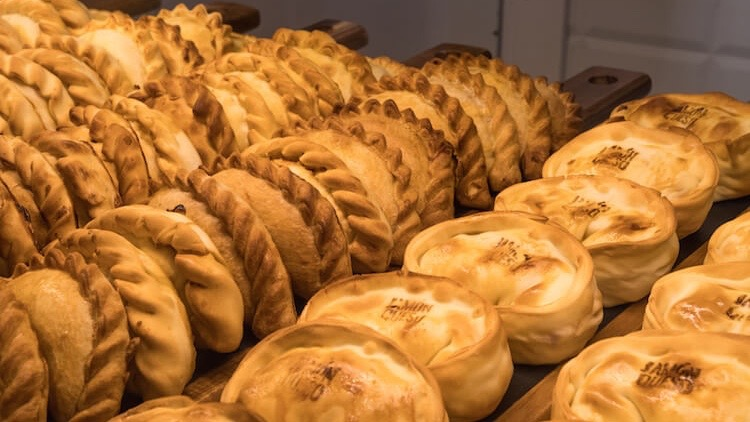 Malvón todo el sabor de Argentina en una empanada