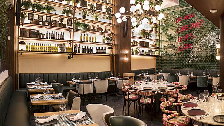 Avec_Restaurante Madrid