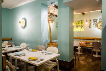 Mesteño Bar, la cocina más sincera de Jesús Almagro