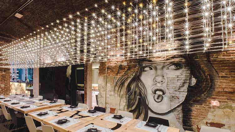 Restaurante La Carlota Salón