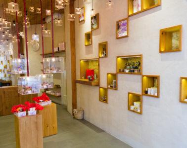 La Melguiza, tienda gourmet de azafrán en el Madrid de los Austrias