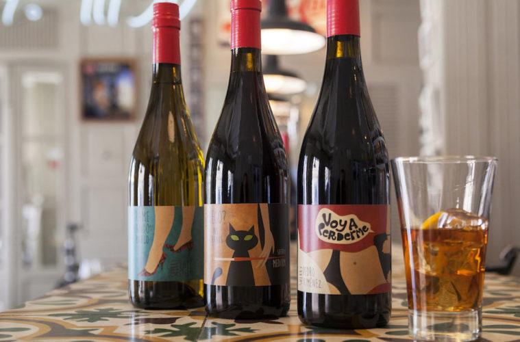 unusual sherries - vino de jerez