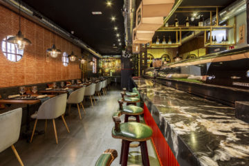 Restaurante Kiboka salon y barra