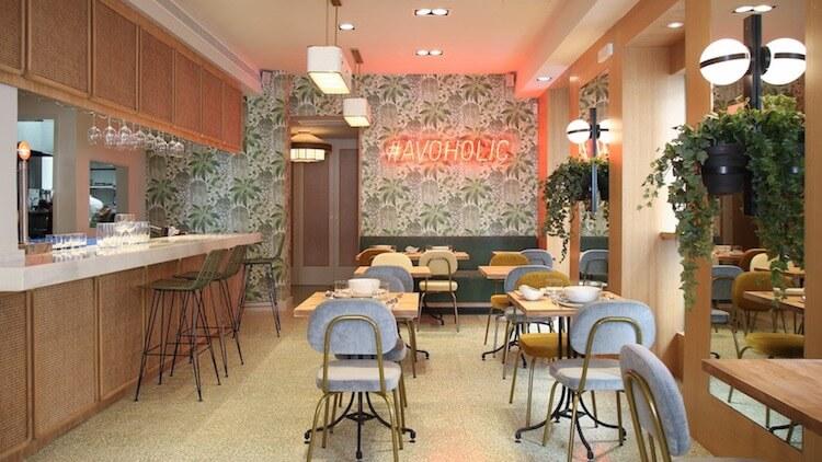 restaurantes especializados en aguacate