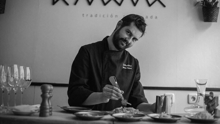 LA MAMA Restaurante Chef Marcos Toranzo
