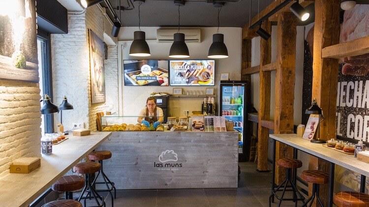Las Muns: empanadas argentinas de autor en Chueca
