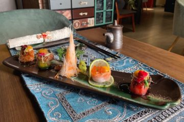 Kiboka restaurante sushi