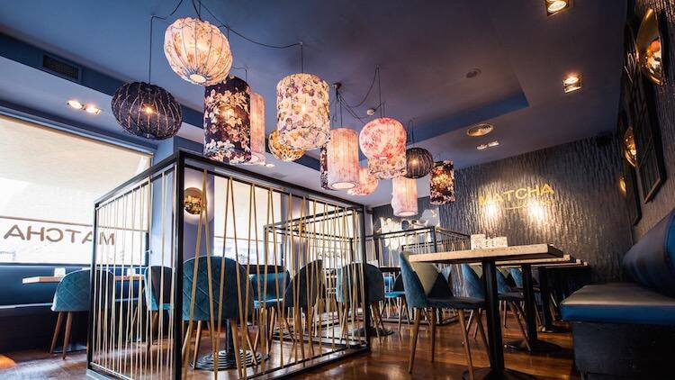 Matcha House restaurante Sushi