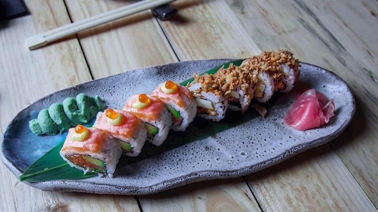 Sibuya Urban Sushi Restaurante barrio de Chueca