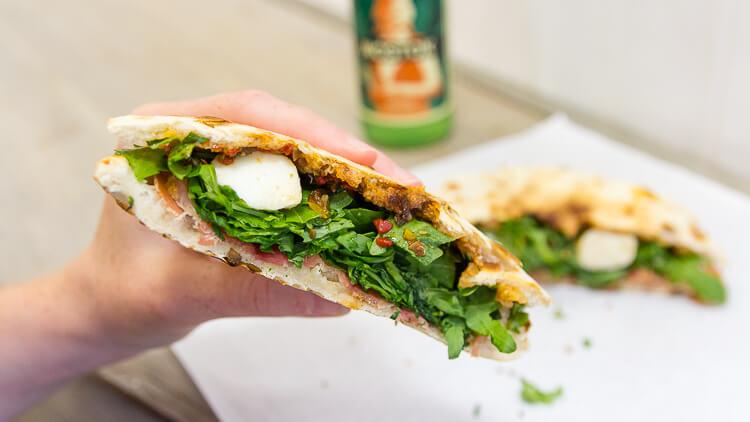 Puccias, los sandwiches delicatessen de Chueca