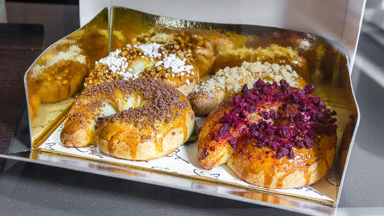 ROSCONERÍA BARGUEÑO Roscones Bargueños dulces