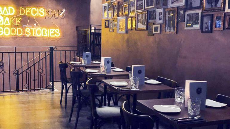 Sandy Barracane, italiana viajera y con coctelería en Chueca