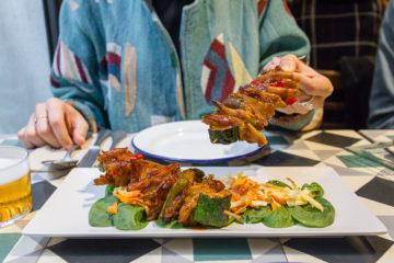 Nuevos restaurantes veganos donde comer sabroso