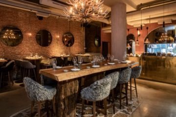 Restaurante Salvaje Madrid