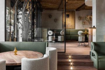 Coquetto Bar sala