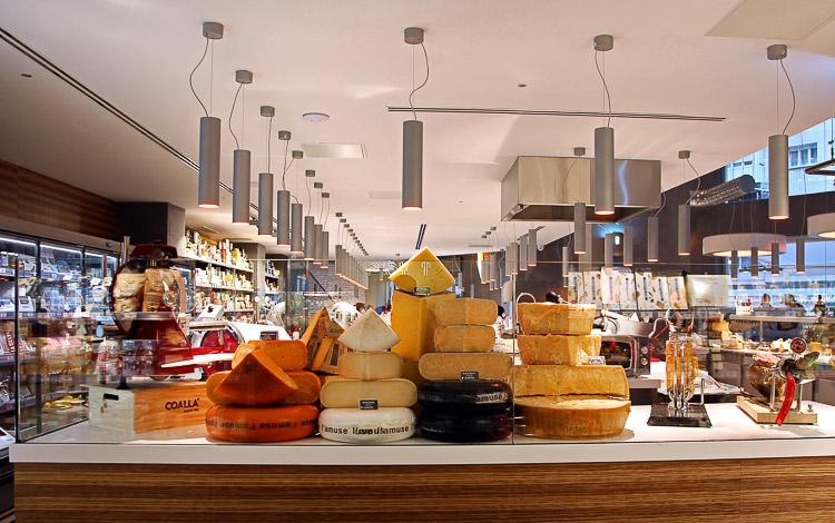 COALLA MADRID Quesos, carcutería y alimentación gourmet