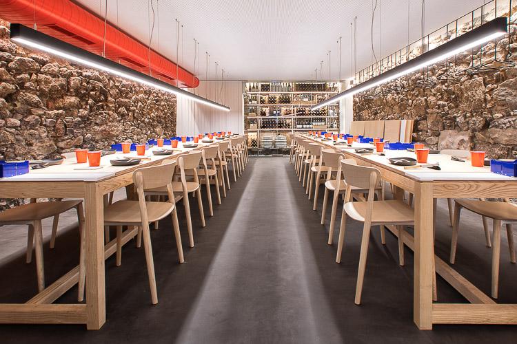 Nado, cocina de esencia gallega en Madrid