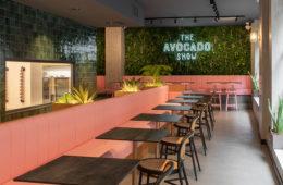 The Avocado Show, arte comestible a base de aguacate